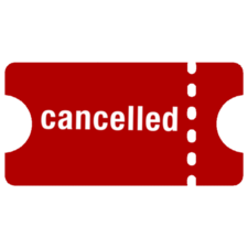 Cancelled Gig Event