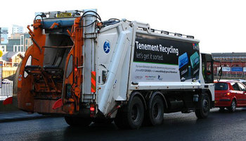 Bin lorry richard webb