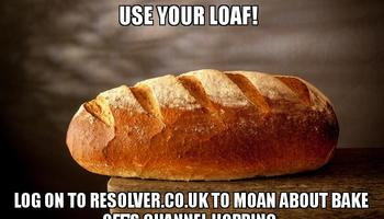 Use your loaf resolver meme